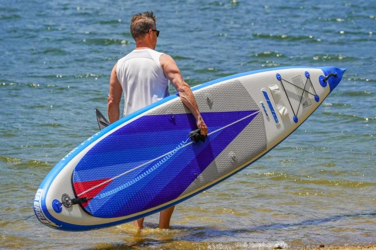 Sea Eagle NN14 Needle Nose SUP Paddle Board review