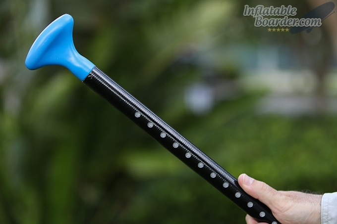 Blue iROCKER SUP Paddle Grip