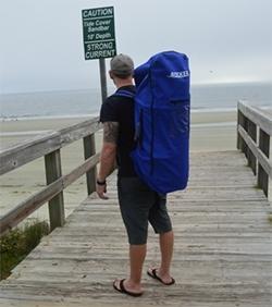 iRocker 10' Backpack