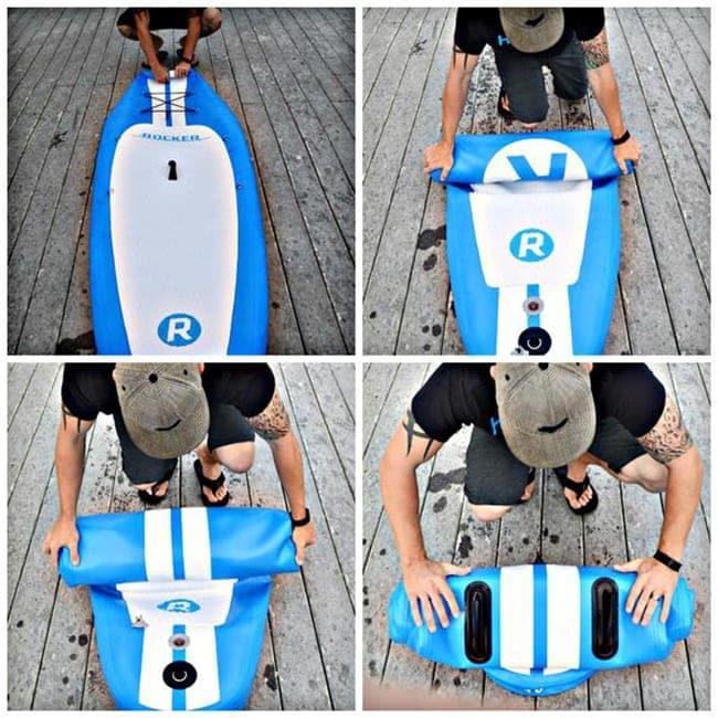 iRocker 10' Paddle Board