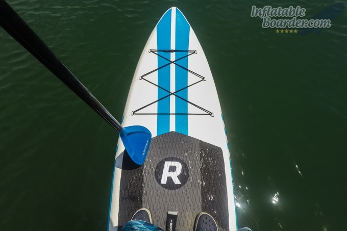 iROCKER SPORT 11' Inflatable Paddle Board