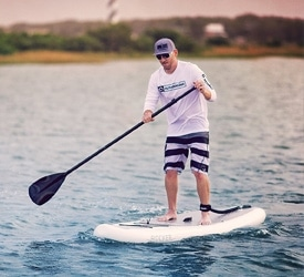 Irocker Sup Reviews Inflatable Boarder