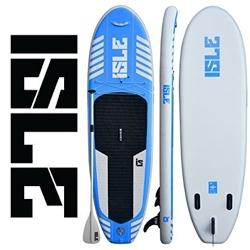 ISLE Airtech 10' Beginners Paddle Board