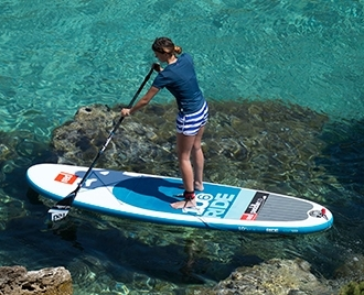 """Red Paddle Co 10'6"""" Ride SUP"""