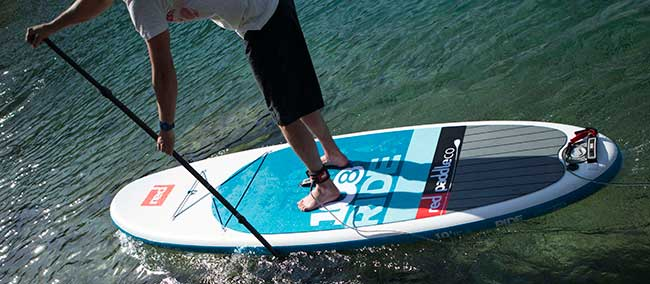 """Red Paddle Co 10'8"""" Ride"""