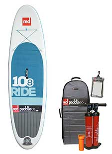 """Red Paddle Co Ride 10'8"""" Package For Sale"""