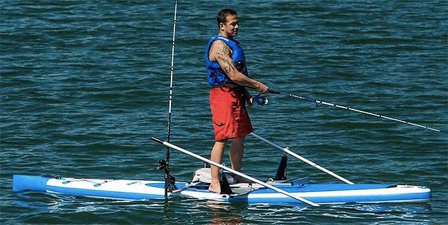 Sea Eagle Classic NeedleNose 14 Fishing SUP