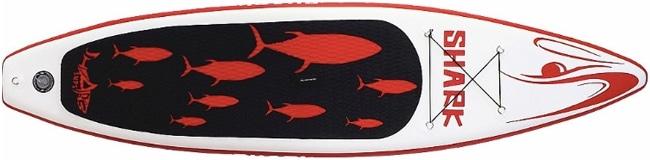 "Shark SUPs 10'6"" Touring SUP Review"