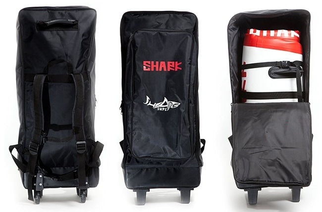 Shark SUPs Roller Backpack
