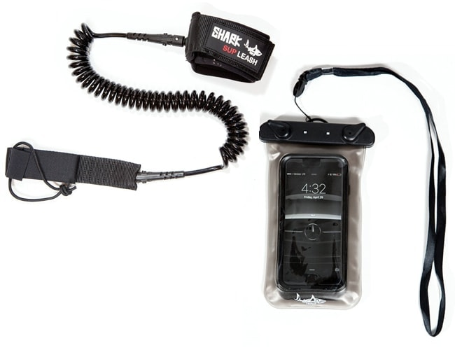 Shark SUPs SUP Leash & Phone Case