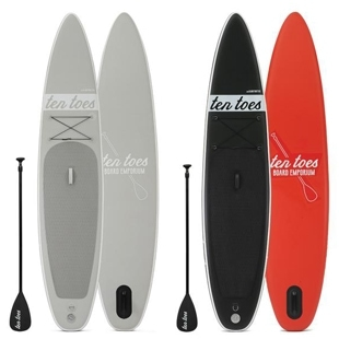 Ten Toes Globetrotter SUP