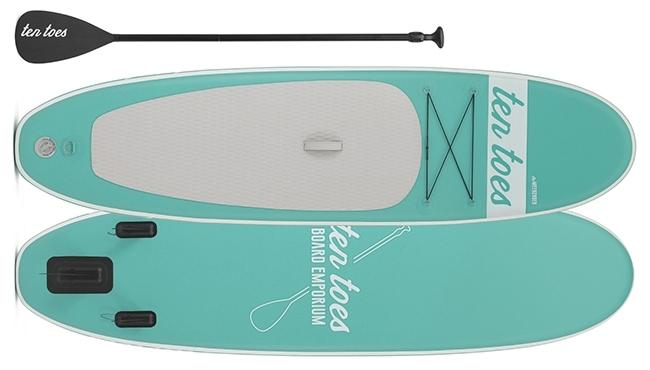 Ten Toes Weekender Paddle Board