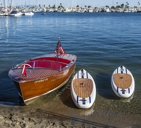 Tower Chris Craft Edition SUP