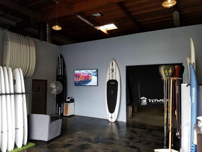 Tower SUP Retail Store