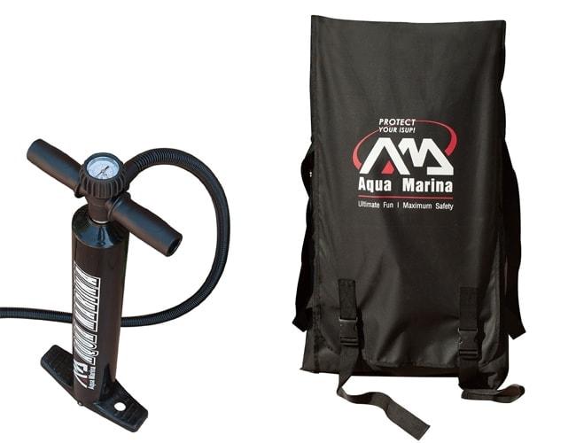 Aqua Marina Breeze Pump and Backpack