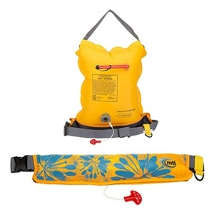 MTI 16g Inflatable Belt Pack PFD