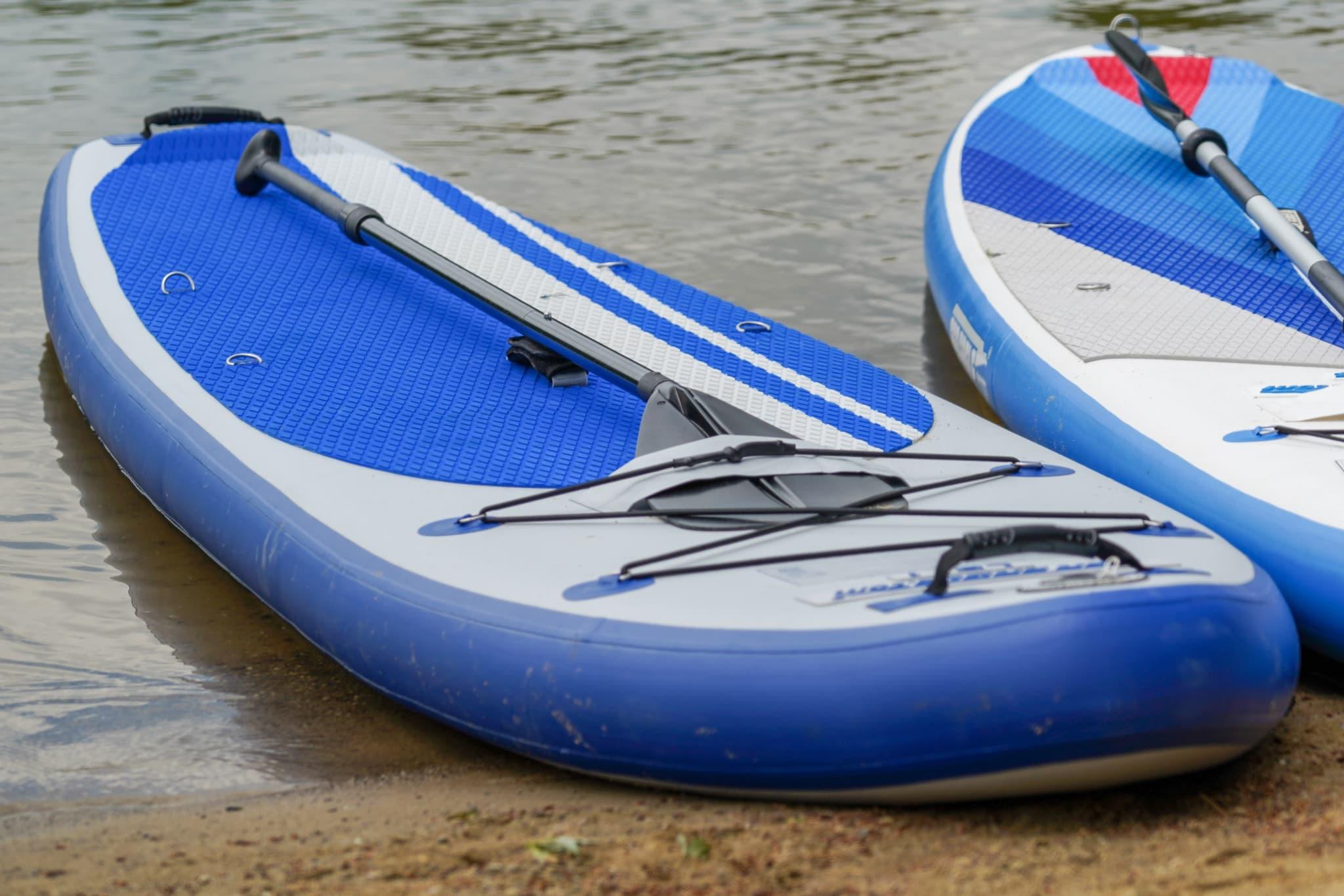Sea Eagle LB11 SUP paddle board review