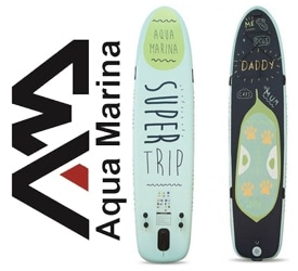 Aqua Marina Super Trip Paddle Board