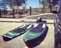 Atoll 11' Inflatable Paddle Board Review