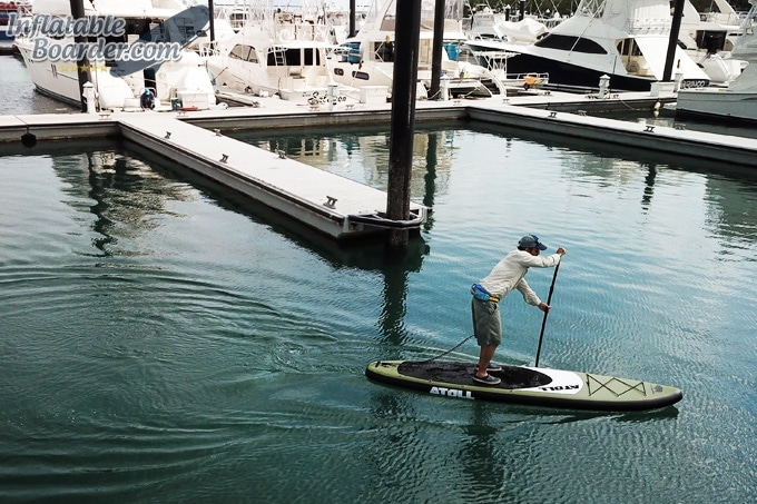 Atoll 11' Inflatable Paddle Board