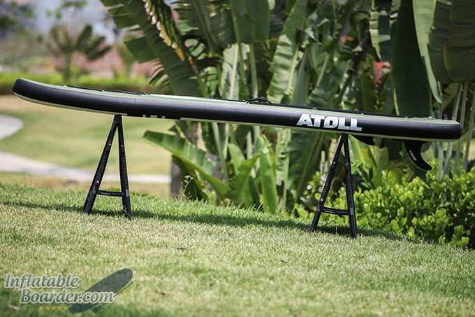 Atoll 11' Inflatable SUP Side