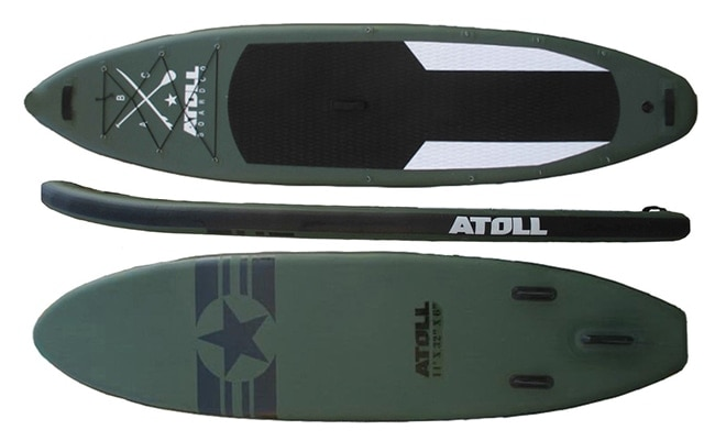 Atoll 11' Inflatable SUP