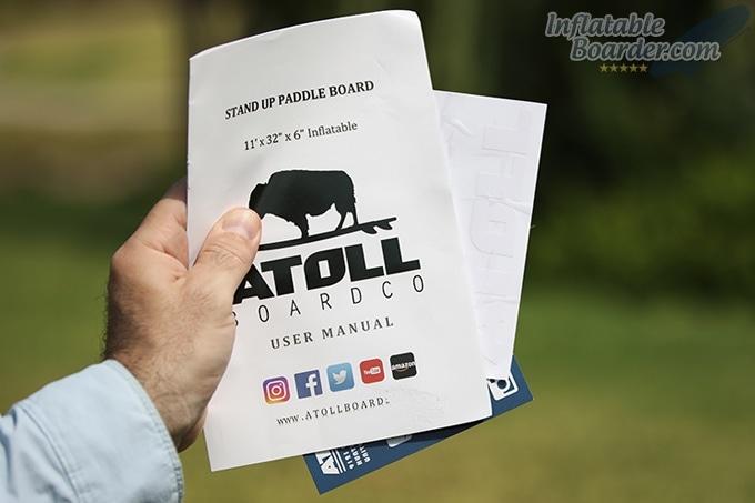 Atoll Board Co User Manual