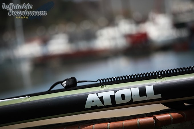 Atoll Inflatable SUP Rail