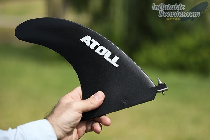 Atoll Removable SUP Fin