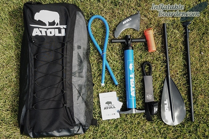 Atoll SUP Accessory Bundle