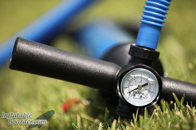 BRAVO SUP Pump Pressure Gauge