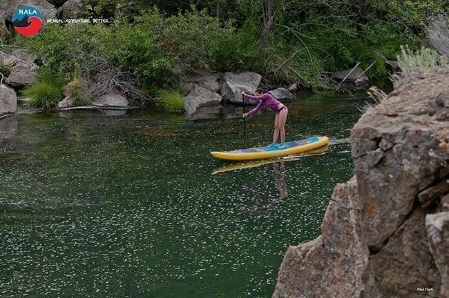 Hala Playa Paddle Board