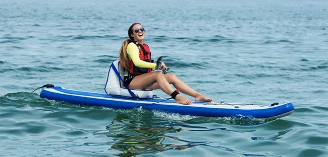 Sea Eagle LB11 Kayak Seat