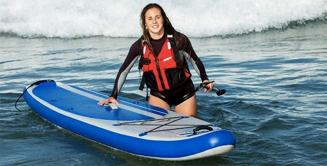 Sea Eagle LongBoard 11 Inflatable SUP