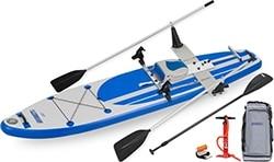 Sea Eagle LongBoard 11 QuikRow
