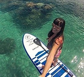 Supflex 10' FUN Inflatable SUP