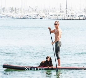 Xterra Paddle Boards >> Xterra Sup Review