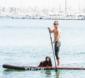 "XTERRA 10' SUP (6"" inches)"