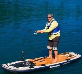Aquaglide Blackfoot Angler iSUP
