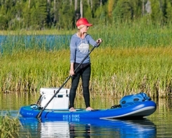 Best Inflatable SUP for Fishing