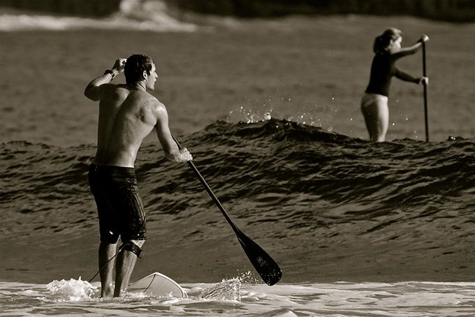 Best Paddle Board Leash