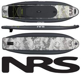 NRS Heron 11' Fishing SUP