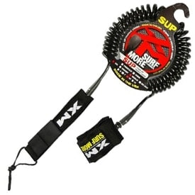 Surf More XM SUP Coiled Ankle Leash