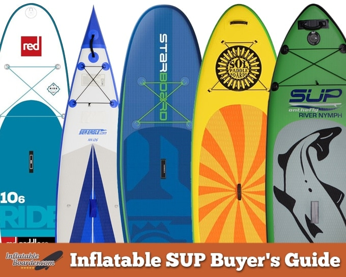 Best Paddle Boards Guide