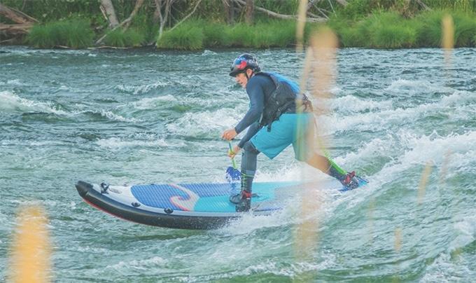 Hala Atcha River Surfing
