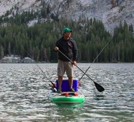 Imagine Angler DLX Fishing SUP