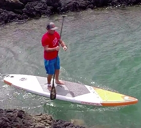 Imagine Mission DLX 11' SUP