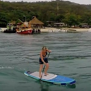 Starboard Whopper Deluxe SUP