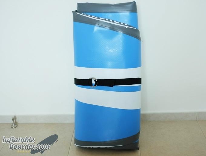 Deflated iRocker SUP