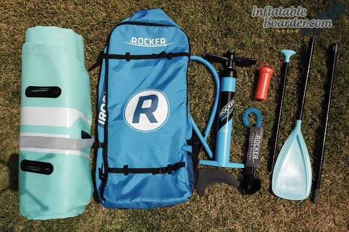 iROCKER ALL-AROUND 11' Accessory Bundle